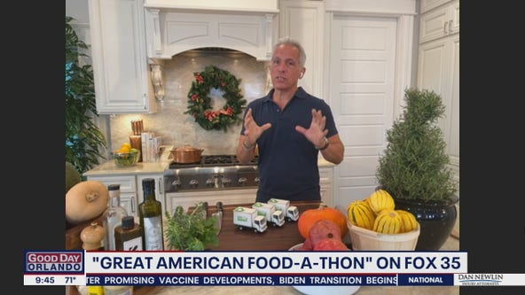 'Great American Food-A-Thon' on FOX 35