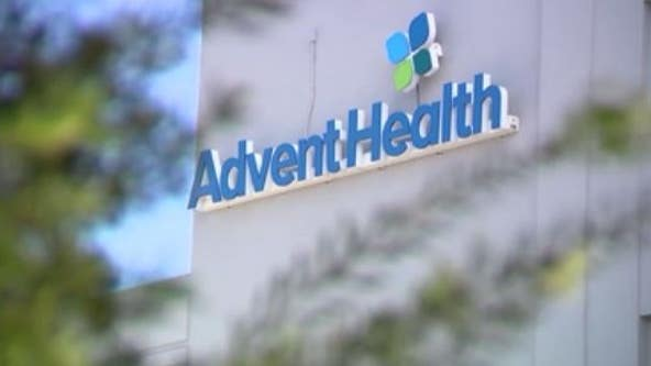 AdventHealth: Hospitalization rate is the lowest in a year