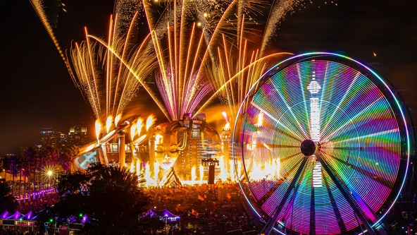 Dates announced for 2021 Electric Daisy Carnival (EDC) Orlando
