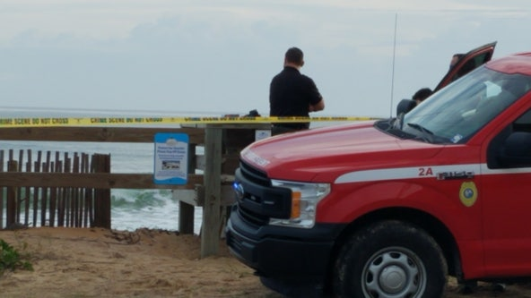 Investigation underway after dead body found on Florida beach