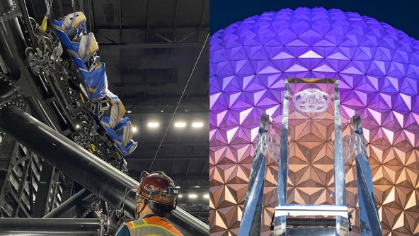 Walt Disney World gives look at historic transformation of Epcot