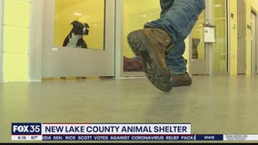 New Lake County Animal Shelter opens