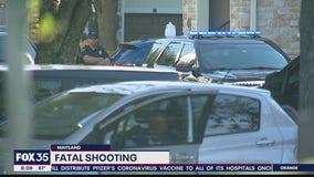 Fatal shooting at Maitland apartment complex