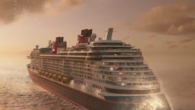 Disney Cruise Line reveals first look at interior for new ship Disney Wish