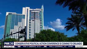CPAC coming to Orlando in 2021