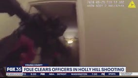 FDLE clears officers in Holly Hill schooting