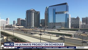 I-4 Ultimate Project on schedule
