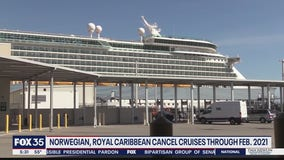 More cruises canceled at Port Canaveral
