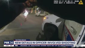 New video released in officer-involved shooting
