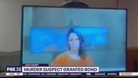 Murder suspect granted bond
