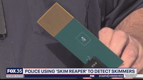 Police using 'skim reaper' to detect skimmers