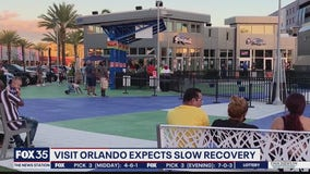 Visit Orlando sees slow tourism rebound after vaccine