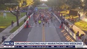 Orlando hosting half-marathon