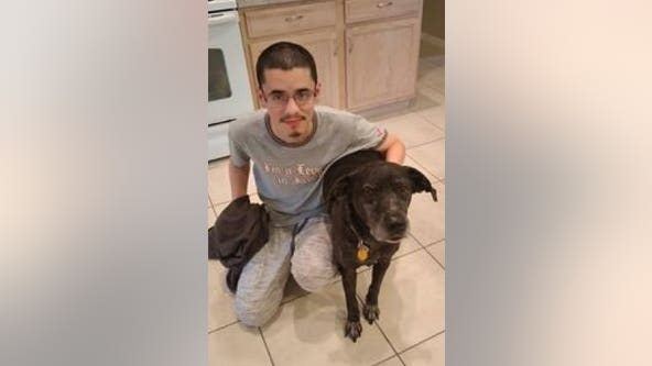 Deputies looking for man who left home with dog, not heard from in weeks