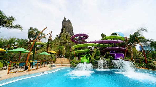 Universal Orlando's Volcano Bay reopens Saturday