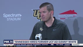 Tennessee hires former UCF AD Danny White