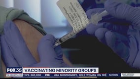 County hoping to vaccinate more minority groups