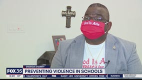 Pastor says he and other can help promote peace in schools