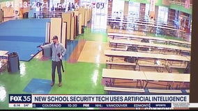 Oviedo High School testing AI system that detects guns