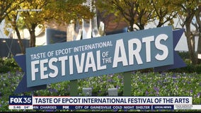 Taste of Epcot International Festival of the Arts