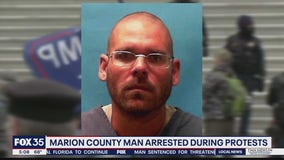 Marion County man arrested during Capitol riot