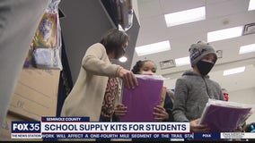 School supply kits for students