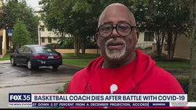 Beloved Apopka basketball coach dies after battle with COVID-19