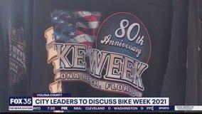 Daytona Beach leaders to discuss Bike Week 2021