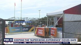 Keeping the Super Bowl Experience COVID-safe