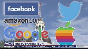 GOP lawmakers target big tech after Trump ban from social media