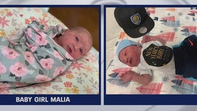 Central Florida hospitals welcome in first babies of the year