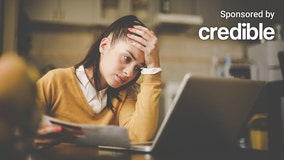 How can I refinance my mortgage with bad credit?