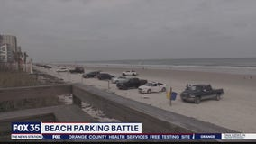 Beachside parking debate Daytona Beach Shores
