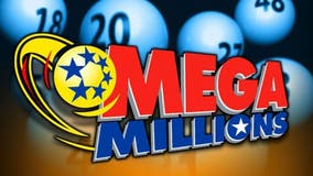 Mega Millions jackpot grows to $1 billion for Friday's drawing