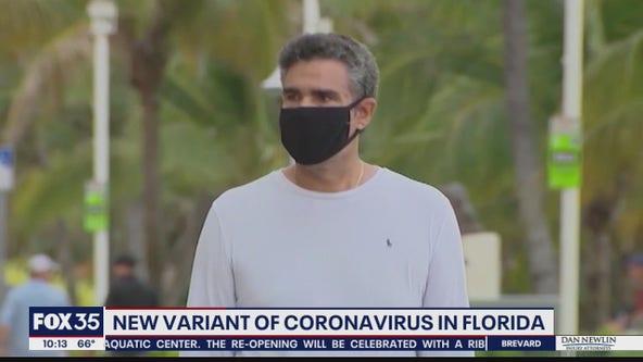 New variant of coronavirus in Florida
