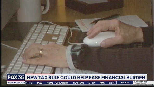 New tax rule could help ease financial burder