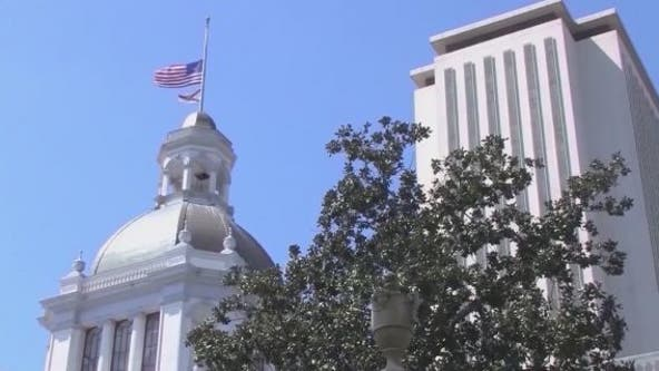 FBI: Florida man planned to hold protesters at gunpoint at state Capitol this weekend