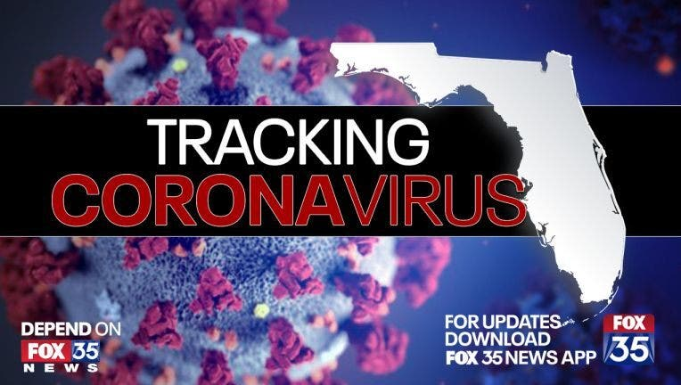Tracking Coronavirus in Florida