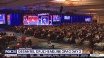 DeSantis, Cruz headline CPAC Day 2