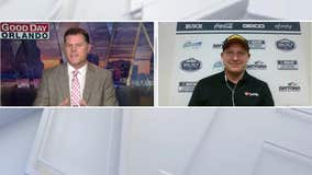 One-on-one with Daytona 500 winner Michael McDowell