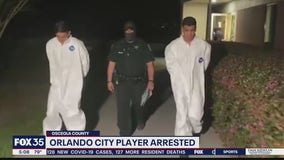 Orlando City Soccer Club player accused of sexual assault
