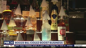 Booze bill could boost business at small restaurants