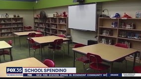 CARES Act funding for schools scrutinized
