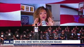 One-on-one with Jonathan Isaac