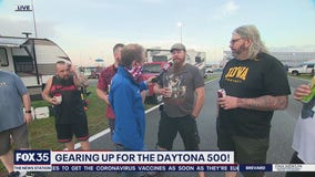 Fans gearing up for the Daytona 500