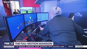 The Full-Motion Mansion in Osceola County | David Martin Live