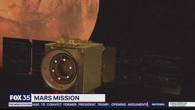 Multiple Mars missions planned for this month