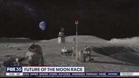Future of the Moon race
