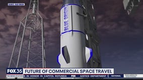 Future of commercial space travel