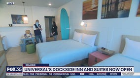 Universal's Dockside Inn and Suites now open